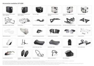 Comprar accesorios para moto