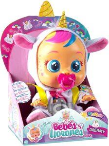 Comprar bebe lloron unicornio