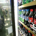 Comprar bebidas azucaradas