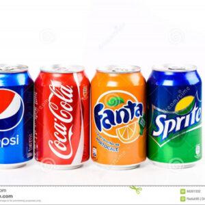 Comprar bebidas carbonatadas