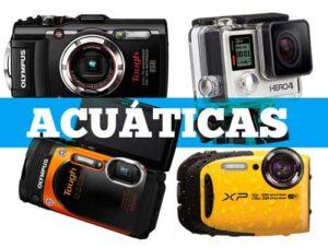 Comprar camara de fotos acuatica