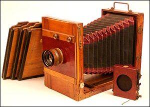 Comprar cámara de fotos antigua
