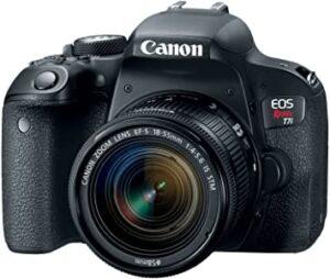 Comprar cámara de fotos canon
