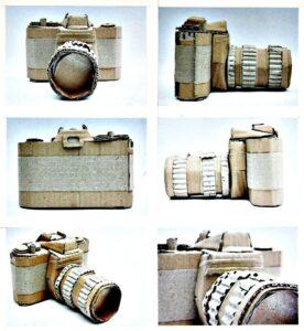 Comprar camara de fotos de carton