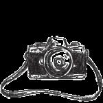 Comprar camara de fotos dibujo png