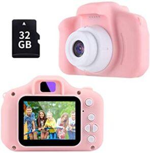Comprar camara de fotos para niñas