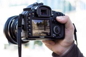 Comprar cámara de fotos reflex