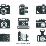 Comprar camara de fotos vector