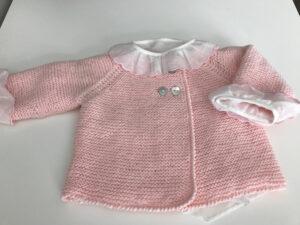 Comprar como coser un jersey hecho a mano