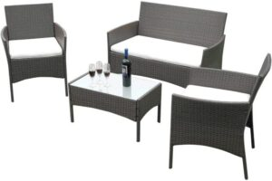Comprar conjunto mesa y sillas jardin