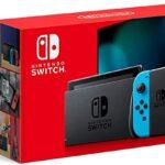 Comprar consola nintendo switch