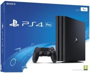 Comprar consola playstation 4