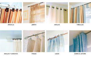 Comprar cortinas dormitorio