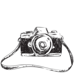 Comprar dibujo de camara de fotos
