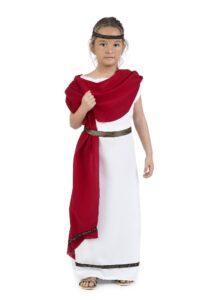 Comprar disfraz de romana hecho a mano