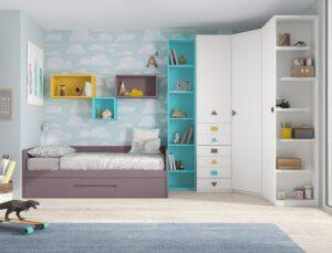 Comprar dormitorio juvenil barato