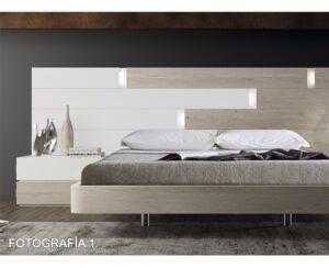 Comprar dormitorio matrimonio moderno