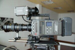 Comprar equipo de produccion cine