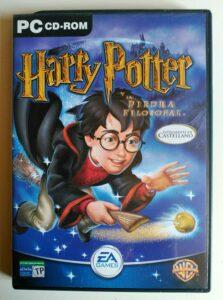 Comprar harry potter y la piedra filosofal (videojuego)