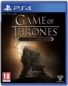 Comprar juego de tronos videojuego