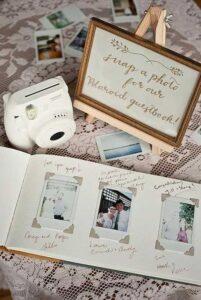 Comprar libro de firmas boda hecho a mano
