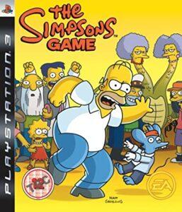 Comprar los simpson: el videojuego