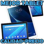 Comprar mejor tablet calidad precio