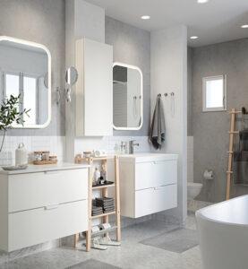 Comprar muebles baño ikea