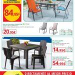 Comprar muebles de jardin alcampo