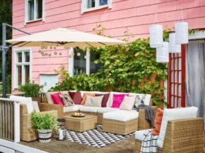 Comprar muebles de jardin ikea