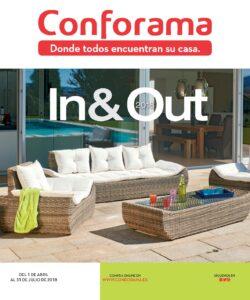 Comprar muebles jardin conforama