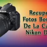 Comprar se pueden recuperar fotos borradas de una camara digital
