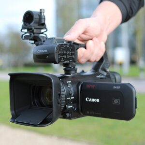 Comprar videocamaras canon profesionales