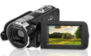 Comprar videocámaras digitales