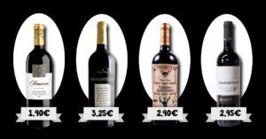 Comprar Vinos de España